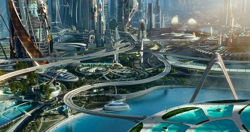 земля будущего фото