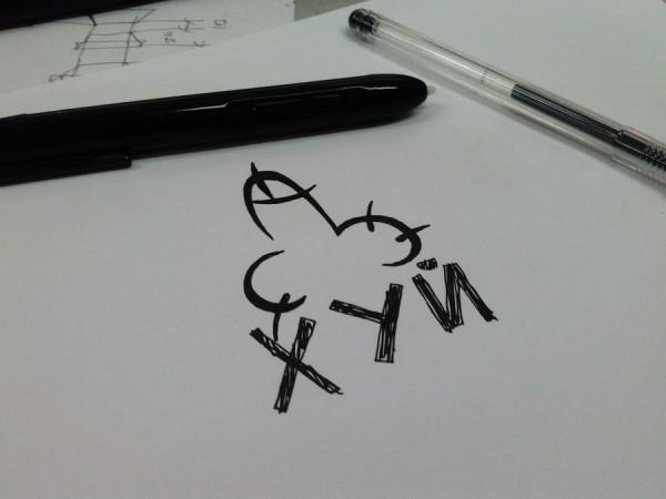 Рисунок хуя