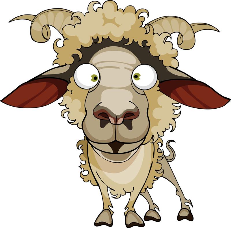 Любимой, прикольный год козы картинки