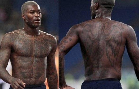 Негры с татуировками