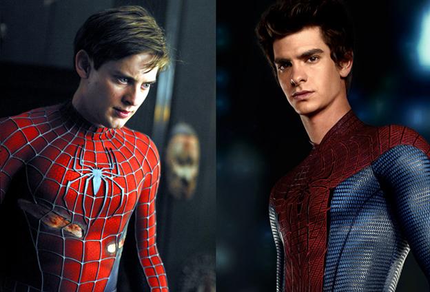 Кто сыграл лучше человека паука гарри поттер съемки фильма интересные факты