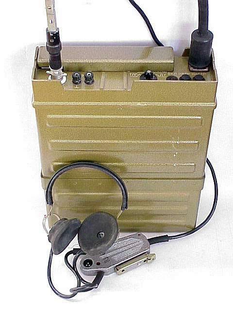 Назначение антенн переносных радиостанций
