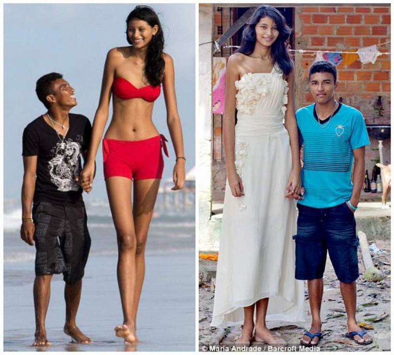 Девушка выше парня прикольные картинки