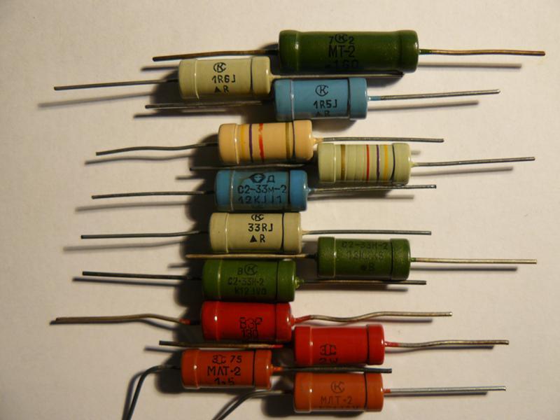 этом мало фото и тип резисторов боковины
