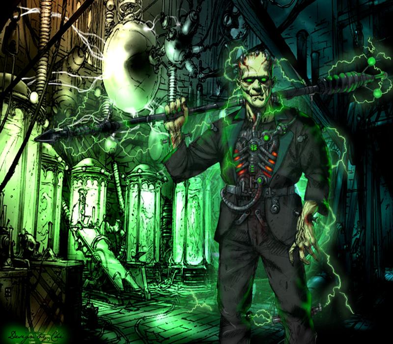 the real monster in frankenstein essay How human is the creature in frankenstein - essay example the real concept of a monster is that of an inhumane and evil being that lacks feelings and emotions.