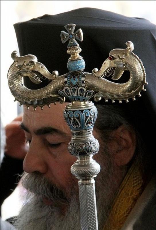 Картинки посохов патриархов