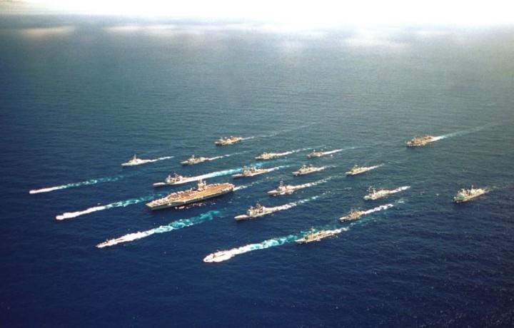 Война в Персидском заливе 19901991 гг Буря в пустыне