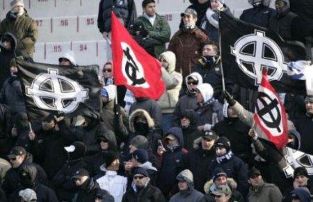Фанаты лацио фашисты