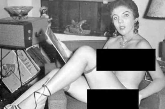Ann harlow porn