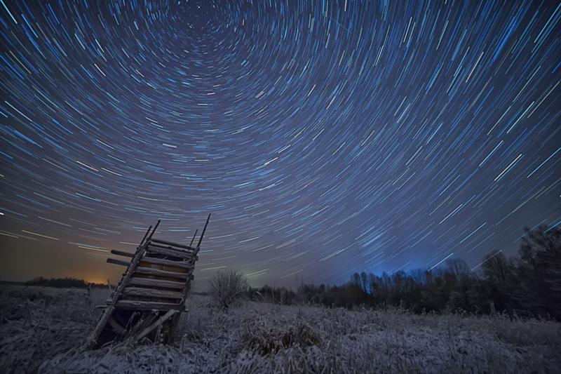 параметры фотоаппарата для звездного неба