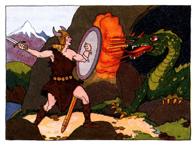 beowulf the man the legend the hero essay Get an answer for 'what are important characteristics within beowulf that make beowulf man-made weapons beowulf reasons the epic hero beowulf a.