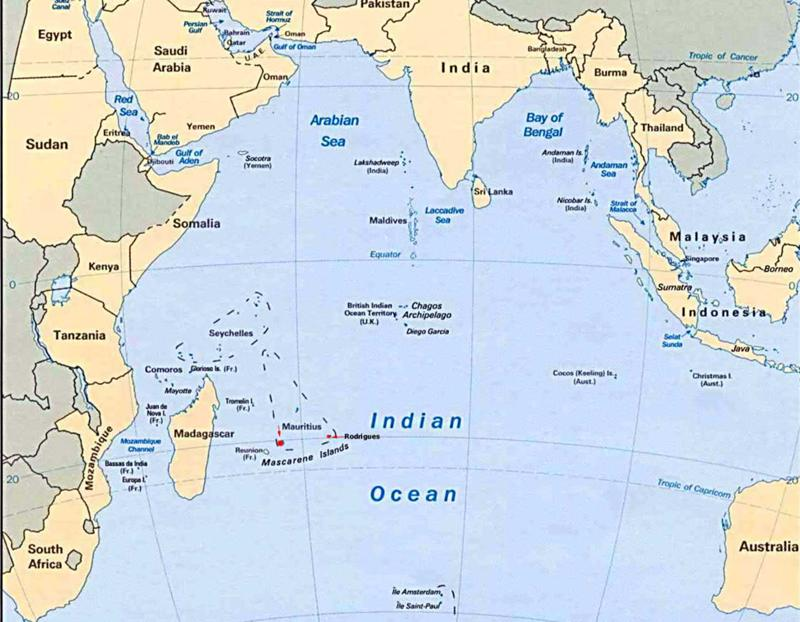 the indian ocean region one of the best area for commerce A second area of intensifying competition is the maritime domain, partly due to china's expanding presence in the indian ocean region through substantial port construction and facility management as well as naval deployments.