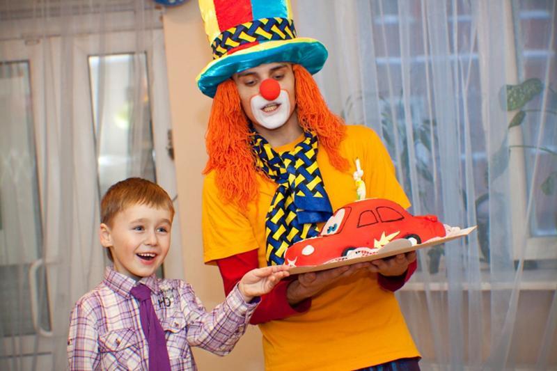 Клоуны на детский праздник во в аниматоры со стажем Старолучанская улица