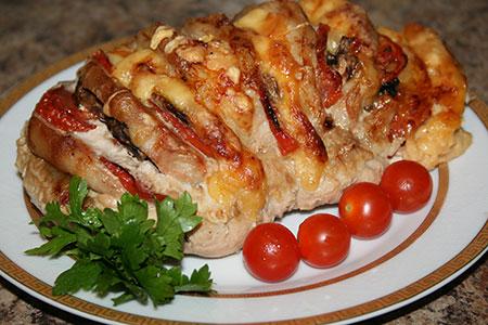 рецепты запекания мяса в духовке с фото