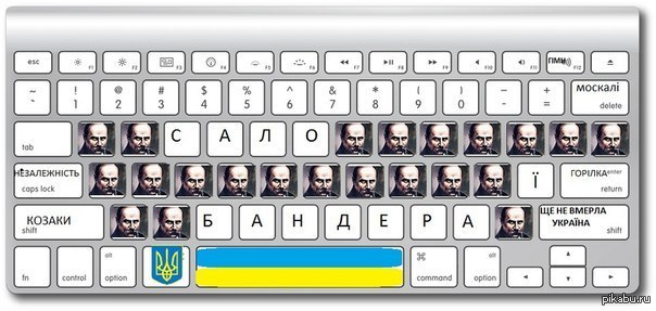 виртуальная украинская клавиатура - фото 7