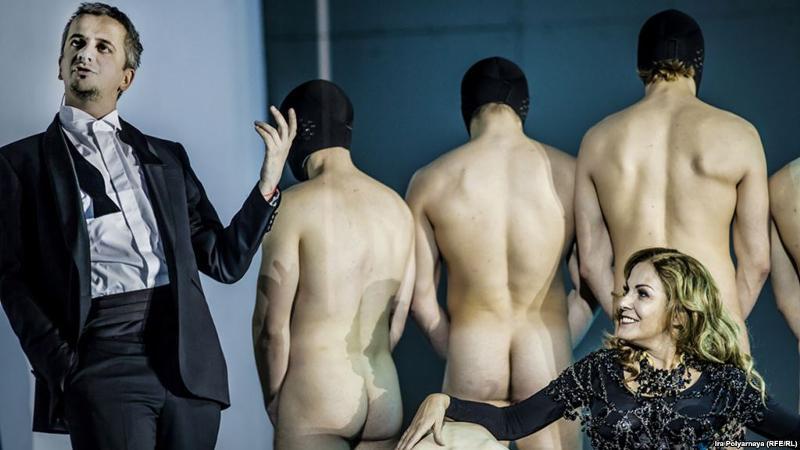 спектакль с голыми актерами смотреть онлайн-шх2