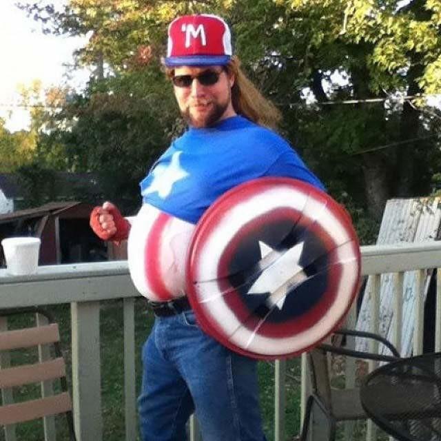 смешные картинки с капитаном америкой компактны, мощны