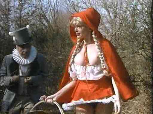 эротиа сказка красная шапочка