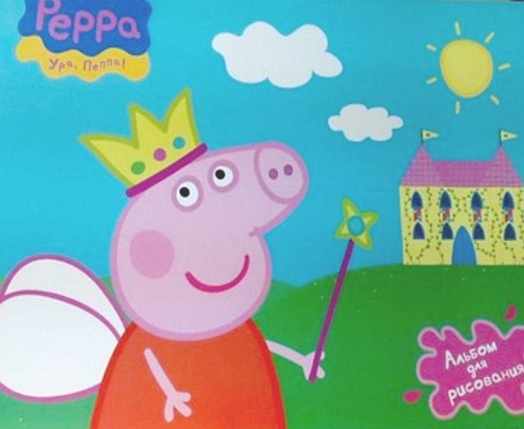 мультики свинка пеппа все серии подряд