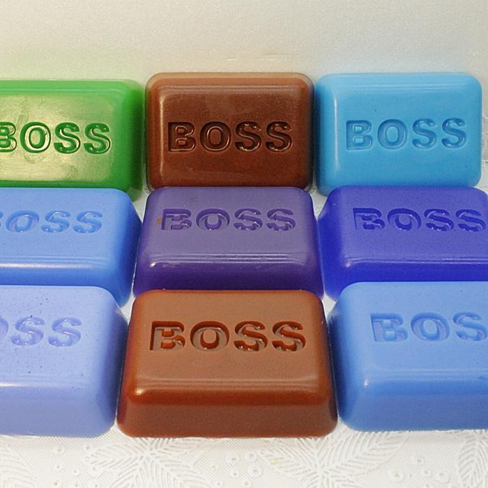 Форма для мыла босс