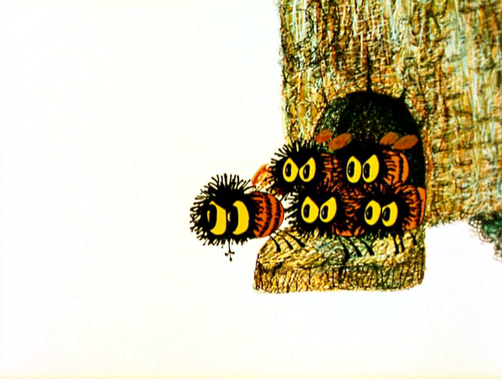 Открытки винни пух и пчелы